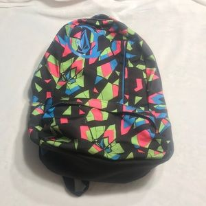 Volcom Multi-colored Backpack